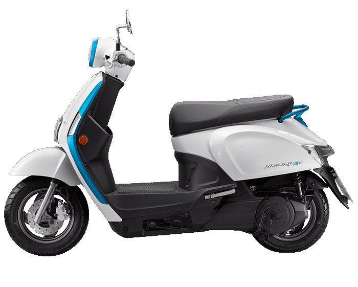 Kymco Many 110 Ev Elektrische Scooters 2020