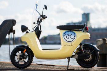 Van.Eko Be.e Vaneko electric scooter