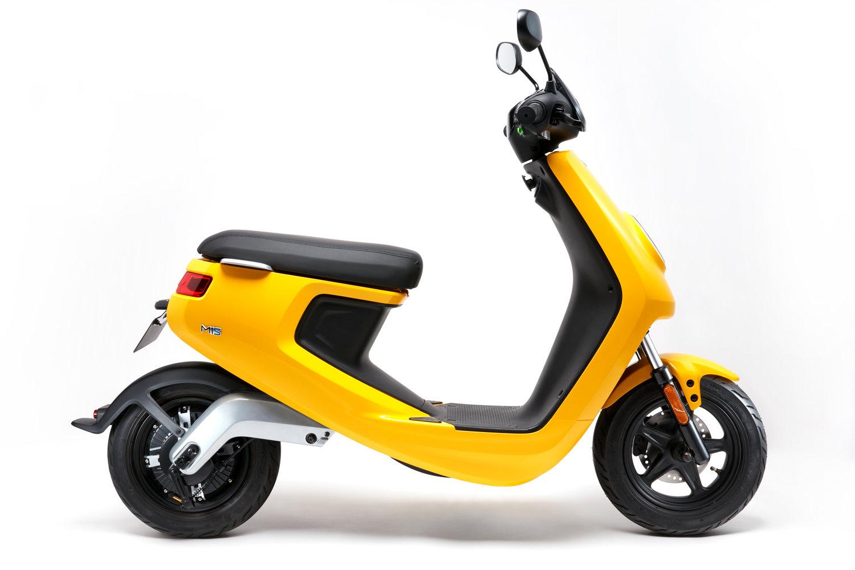 niu m series m1 pro elektrische scooters 2018. Black Bedroom Furniture Sets. Home Design Ideas