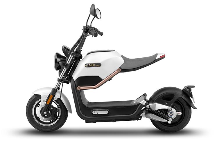 Sunra Miku Max 🛵 Elektrische Scooters 2020