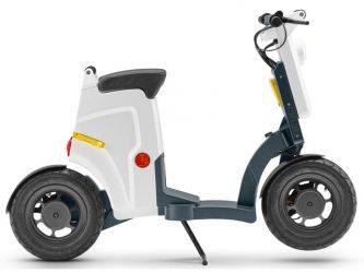 GiGi foldable electric scooter