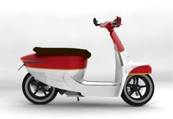 Edison Volta electric scooter