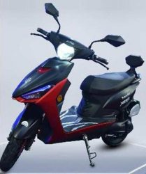 Avan Motors Trend E electric scooter 800 watt