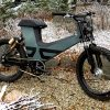 SURU Scrambler e-moped / e-bike electric scooter