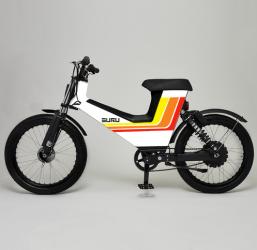 SURU S19 electric moped e-bike